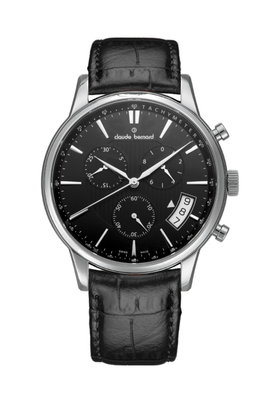 Claude Bernard Classic Chronograph 01002 3 NIN